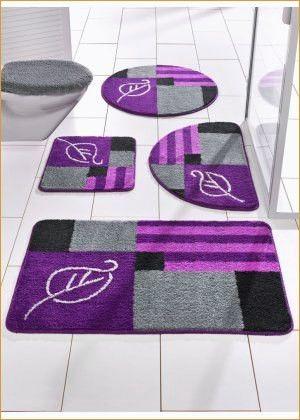 Badezimmergarnitur 3 Teilig Home Accessories Home Decor Bath Mat