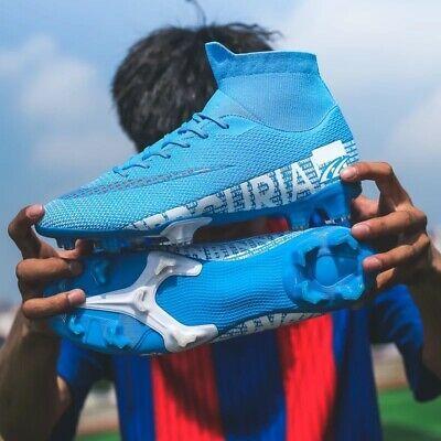 Zapatos Zapatillas Botas Tacos de Futbol Soccer de Hombre Niños Tenis Deportivo