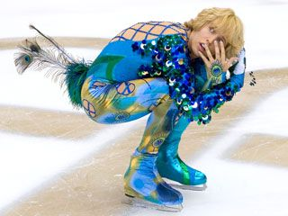 Jon Heder in Blades of Glory