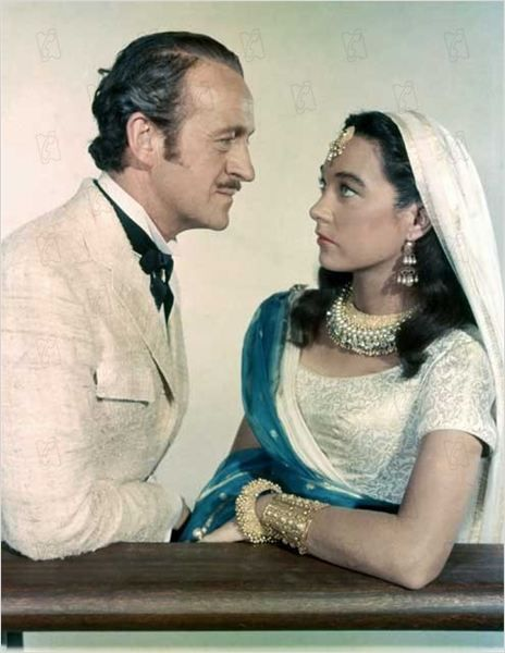 Around The World In 80 Days David Niven And Shirley Maclaine