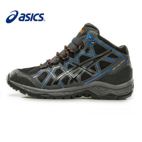 asics gel-fujiterra mt g-tx waterproof hiking shoes, running shoes ...