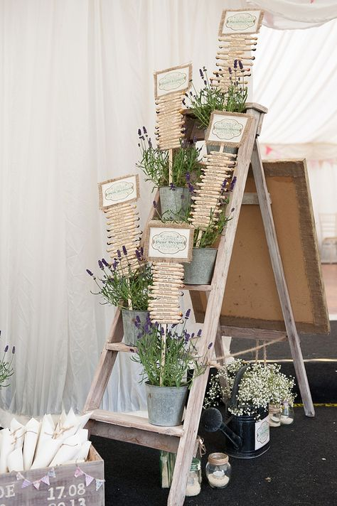Fabulous DIY handmade homemade table plan created using wooden pegs.  http://fionasweddingphotography.co.uk/index.html