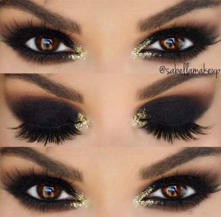 25 Trendy Makeup Prom Dark Smokey Eye Makeup In 2020 Prom Eye