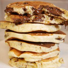 Banana bread healthy pépites de chocolat - Comment j'ai changé de vie |  Recette | Recette dessert, Recettes de cuisine, Pepite chocolat