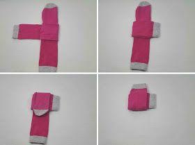 Cómo Doblar Calcetines Para Que Ocupen Menos Muy Facil Organización De Calcetines Como Doblar Una Camisa Organización De Ropa