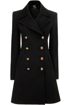 Alexander McQueen - McQ Womenswear - 2013 Fall-Winter looking good 🌴