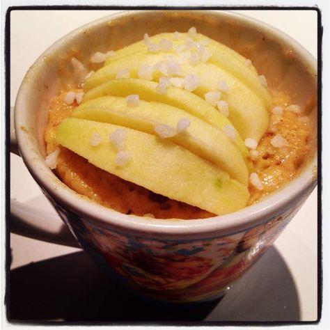 Pour le goûter de ce dimanche, nous avons choisi de faire des mugs cake... C'est une petite gourmandise très a la mode que nous pouvons décliner a tous les goûts ! Le prochain que je testerais sera celui au citron... Pour ce qui est d'aujourd'hui, comme...