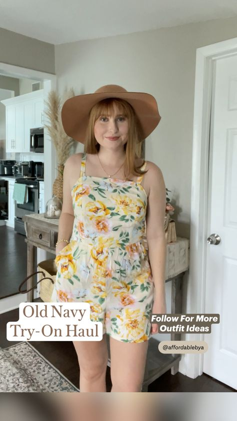 Old Navy Try-On Haul - Spring Finds