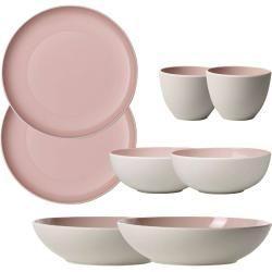 It S My Match Geschirr Set Villeroy Bochvilleroy Boch Baby Rezepte Mittagessen Boch Bochvilleroy Ge In 2020 Tableware Set Ceramic Tableware Modern Tableware