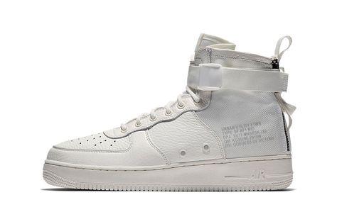 jak kupić autoryzowana strona całkowicie stylowy Nike's Special Field Air Force 1 Mid Stands Tall Like A ...