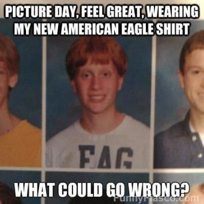 Picture Day At School What Could Go Wrong Funny Photos Picture Day Funny