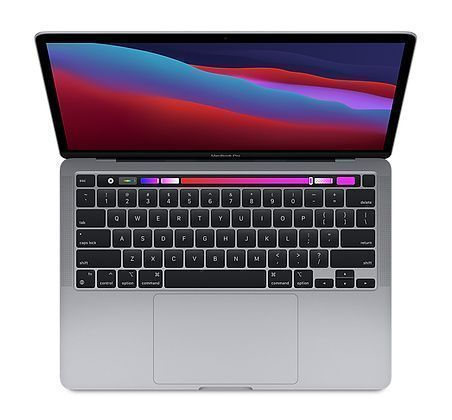 Apple-M1 chip with 8-core CPU, 8-core GPU, and 16-core Neural Engine 8GB unified memory 512GB SSD storage 13-inch Retina display with True Tone Magic Keyboard Touch Bar and TouchID Force Touch trackpad Two Thunderbolt / USB 4 ports Apple-M1 chip The Apple-M1 chip is the first system on a chip (SoC) f Apple Macbook Pro, Macbook Air, Laptop Apple, Buy Macbook Pro, Macbook Pro 13 Inch, Newest Macbook Pro, New Macbook, Apple Mac Book, Apple Tv