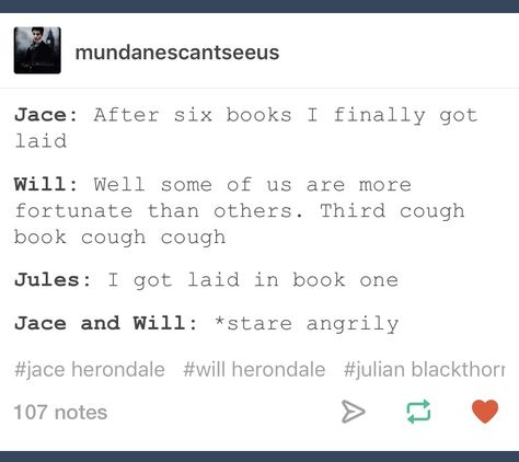 This came to mind after Emma and Julian were together Lady Midnight