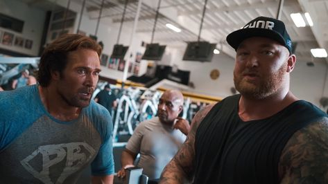 Mike O'Hearn & The World's Strongest Man Thor AKA The Mountain