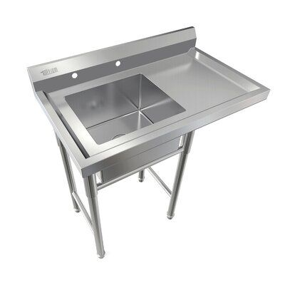 Ktaxon Industrial Heavy Duty Commercial Stainless Steel 38 39 X