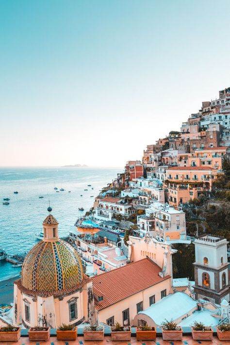 How To See The Amalfi Coast In 5 Days | The Praiano Italy Itinerary