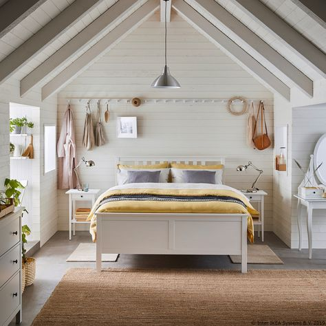 Bedbank Hemnes Te Koop.Pin By Calin Culic On Desene Artistice In 2019 Hemnes Bed Bed