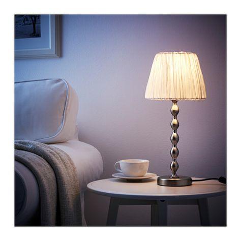 Mobilier Et Decoration Interieur Et Exterieur Pied De Lampe De Table Lampes De Table Et Ikea