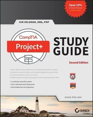 Read Pdf Comptia Project Study Guide Exam Pk0 004 By Kim Heldman