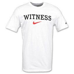 Nike LeBron Witness Logo Men's Tee Shirt