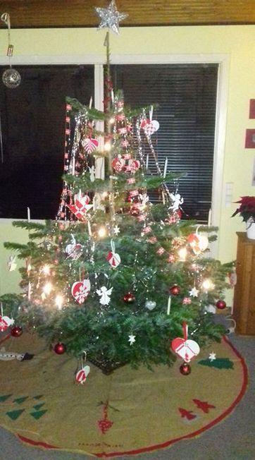 Laesernes Juletraeer Juletraeer Juletrae Jul