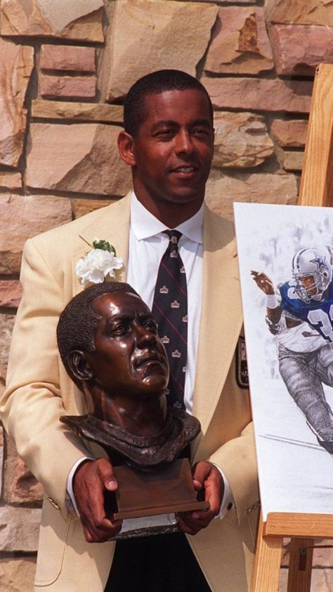 Tony Dorsett - Hall of Fame - Dallas Cowboys