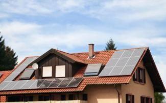 Solar Panels On Roof Solarpanels Solarenergy Solarpower Solargenerator Solarpanelkits Solarwaterheater Solarshingles Solarcell Solarpowersystem Solarpanelinsta