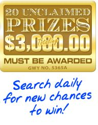 Search and win prizes
