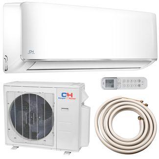 Sophia Single Zone Mini Split 12000btu Complete 115v 60hz Air Conditioning System Conditioner Air Conditioning