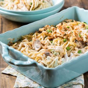 This creamy and comforting Turkey Tetrazzini is one of my favorite meals to make with leftover Thanksgiving turkey. It works equally well with leftover chicken and I often buy rotisserie chicken to use. In my opinion, the mushrooms and peas are essential for a tetrazzini. They're my favorite part and I'll admit that whenever I …