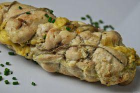 Apetyczna Babeczka Anielska Kuchnia Rolada Z Piersi Indyka Food Chicken Meat