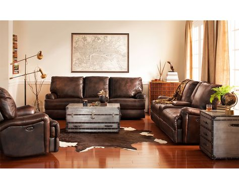 The Kingsway Collection Value City Furniture Industrial City