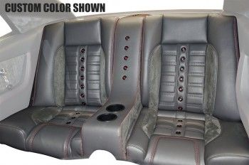 Magnificent 1967 68 Camaro Sport Xr Rear Seat Upholstery Console Onthecornerstone Fun Painted Chair Ideas Images Onthecornerstoneorg