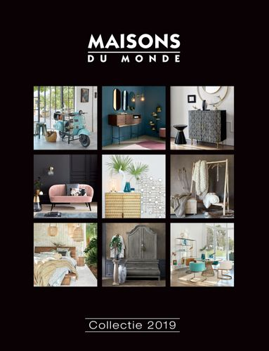Ik Vind De Elektronische Interieur Catalogus 2019 Van Maisons Du Monde Superleuk Home Home Decor New Homes