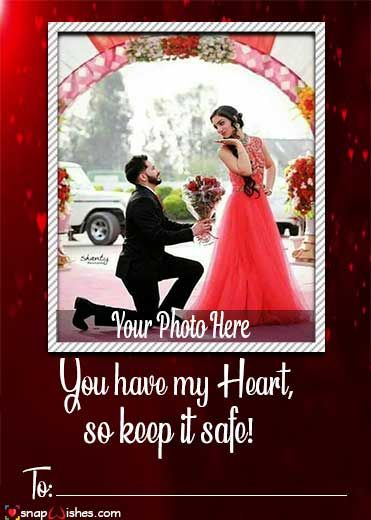 Free Online Love Photo Cards Is A Timeless Expressions Of Strong