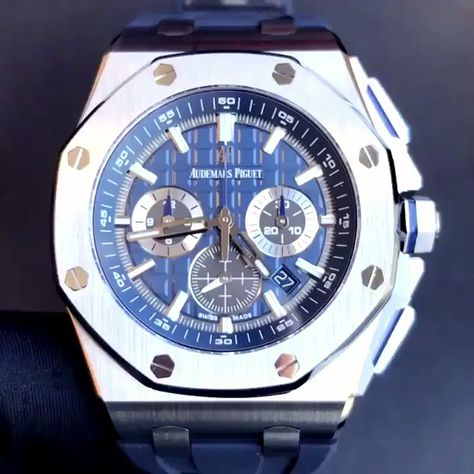 Audemars Piguet [NEW] Royal Oak Offshore Chronograph 26480TI