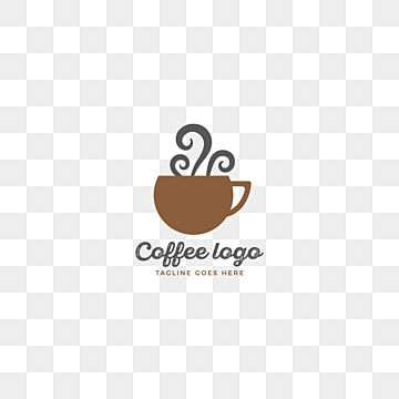 Coffee Logo Design Template Beans Beverage Beverages Png And Vector With Transparent Background For Free Download Logo Design Template Vector Logo Design Coffee Shop Logo
