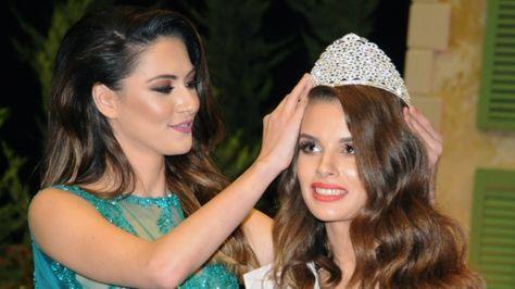 Vita Rexhepi Crowned Miss World Kosovo 2014