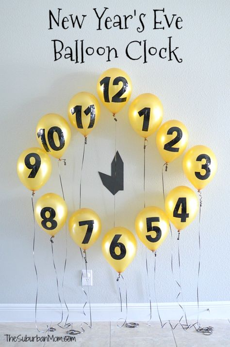 The 11 Best New Year Countdown Ideas The Eleven Best Kids New Years Eve New Years Eve Decorations New Year S Eve Crafts