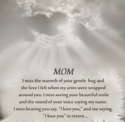 25 Emotional Grieving The Loss Of A Mother Quotes With Images