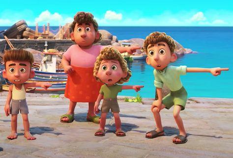 10 летних премьер для всей семьи. Включая новый проект Pixar ивозвращение босса-молокососа