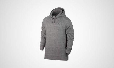 Nike Jordan Sportswear Wings Fleece Hoodie Schwarz