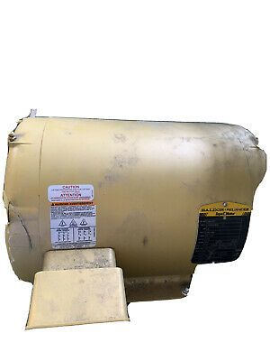 10 Hp 1770 Rpm Used Baldor Electric Motor Em3313t In 2020 Electric Motor 10 Things Electricity