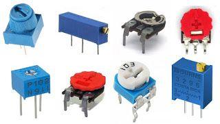 Pin Em Como Funcionam Os Componentes Eletronicos