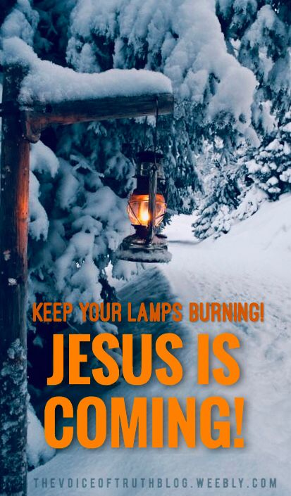 Image result for Jesus is coming and its all going to burn""