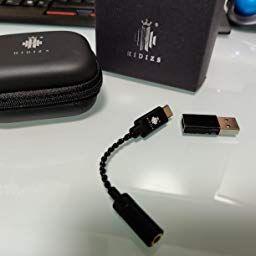 Amazon Hidizs Usb Dac ポータブルヘッドフォンアンプ 高解像度イヤホンアンプ 3 5mm ヘッドフォンジャック Hidizs 家電 カメラ ヘッドフォン アンプ イヤホン