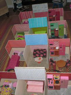 make your own barbie furniture. Make Your Own Barbie Houses And Furniture! | Getting Creative DIY Furniture Makeovers Pinterest House, Doll Dolls