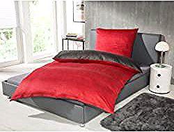Satinbettwasche Bed Minimalist Bedroom Furniture