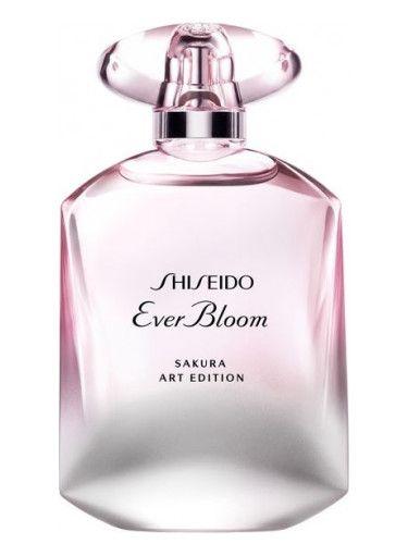 ЖенщинPerfume Bloom Art Sakura Духи Ever Edition Для Shiseido 76YIfgvby