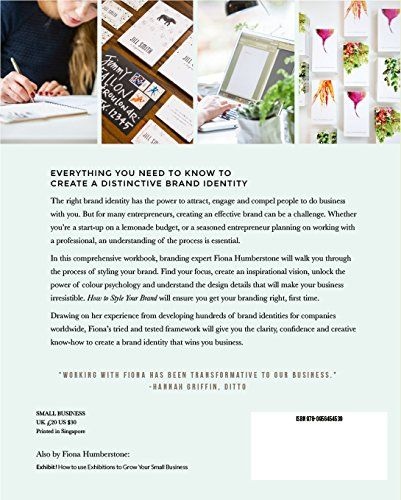 How To Style Your Brand Everything You Need To Know To Create A Distinctive Brand Identity By Fiona Humberston Brand Identity Branding Website Design Identity